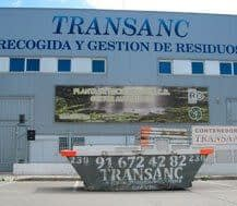 Transanc - Empresa de alquiler de contenedores