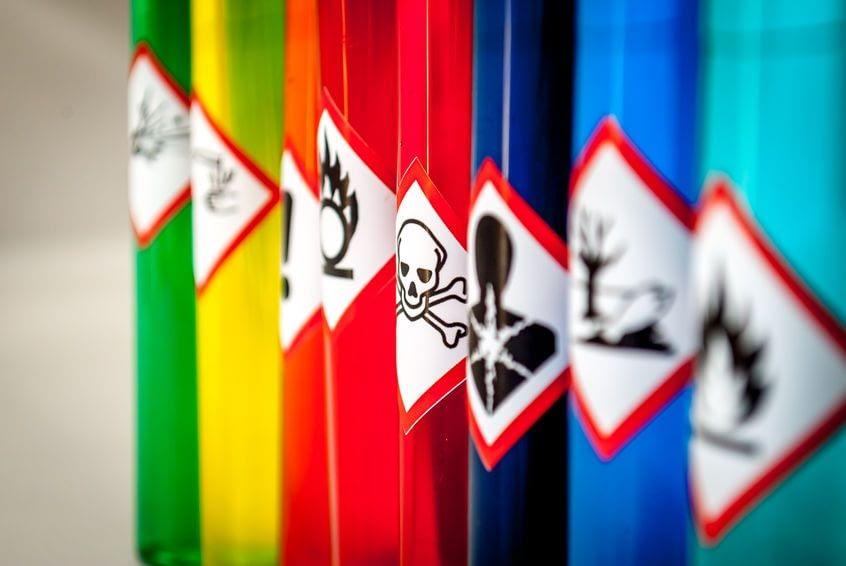 Alquiler de contenedores tóxicos